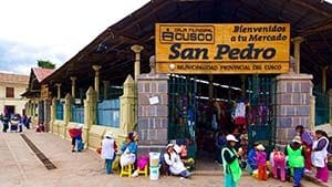 San Pedro Traditional Market