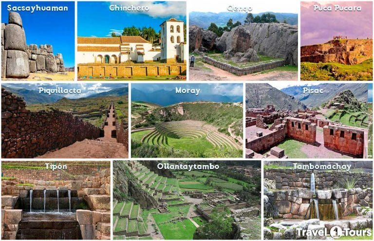 Places that can be visited with the btg Cusco