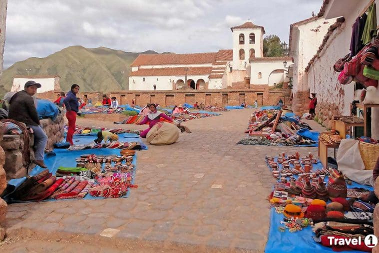 Tour Valle Sagrado desde Cusco