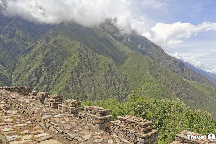 Choquequirao a Machu Picchu