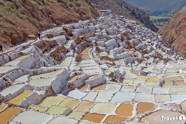 Moray Maras salt mines tour