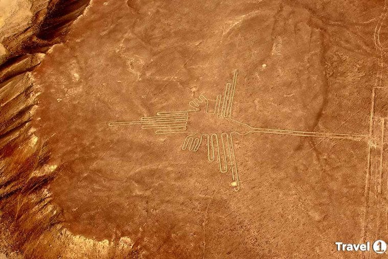 Nazca lines tour from Lima