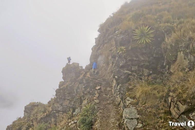 Choquequirao Machu Picchu