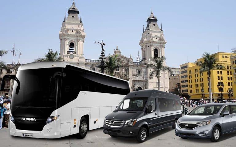 Transporte Turistico Lima