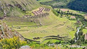 The Incan City of Patallacta