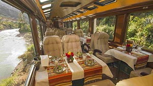 The FirstClass - Inca Rail