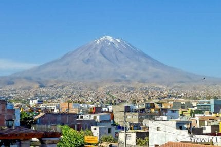 Tours to Arequipa