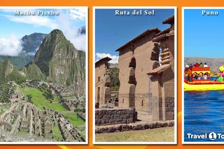 Viajes de lujo a Perú