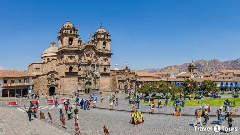 Cómo llegar a Cusco