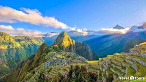 Machu Picchu una de las 7 maravillas del mundo moderno