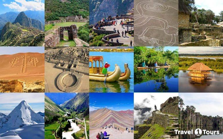 Lugares Turisticos de Peru