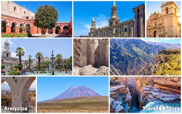 Lugares Turisticos de Arequipa