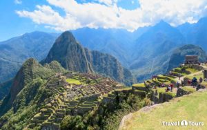 Machu Picchu, principal destino turístico de Perú