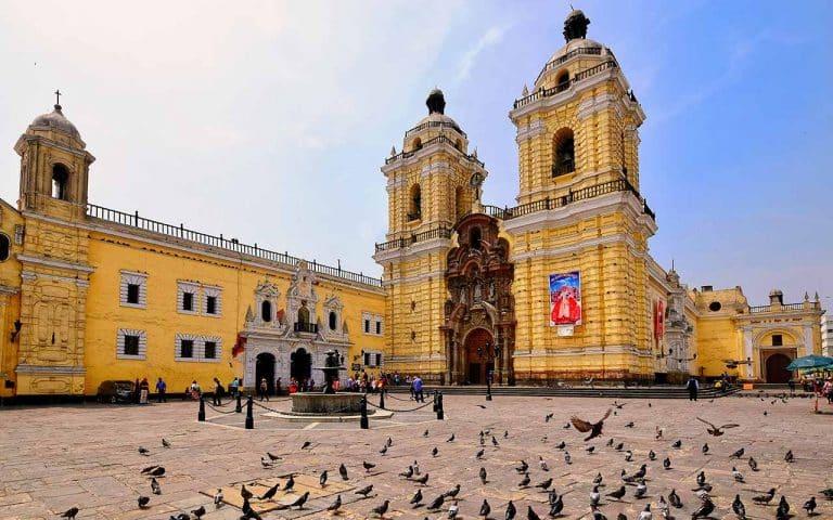 Basílica y Convento de San Francisco - Lima